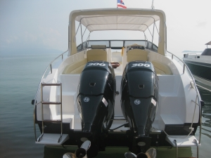 Minted - Luxury Speedboats Rental - Samui Boats Yachts Charter
