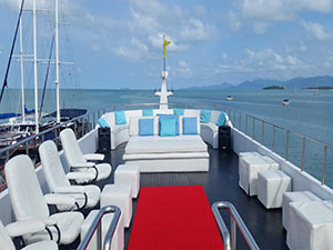 Escape - Samui Boat Yacht Charter | Luxury Yachts Rental